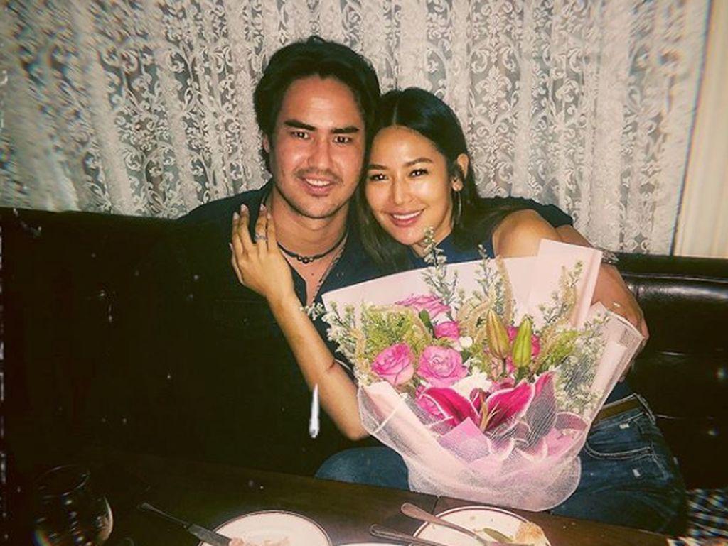 Keduanya akan melangsungkan pernikahan di Indonesia dan Tahiti pada tahun depan.Dok. Instagram/mariaselena_