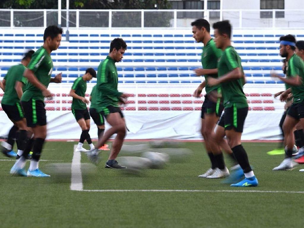 Bukan Sakaratul Maut, Timnas U-22 Relaks Jelang Final