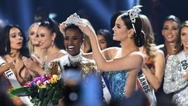 Berkenalan dengan Miss Universe 2019 Zonibini Tunzi