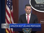 Amazon: Terlibat Di Proyek Pentagon, Siapa Takut...