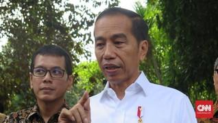 Jokowi Bidik Ekspor Kendaraan Tembus 1 Juta Unit pada 2024