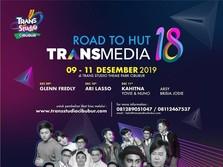 Road To HUT Transmedia, Intip Serunya Persiapan Para Bintang!