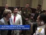 Menhan Prabowo Gaet Australia Kerja Sama Pertahanan Maritim