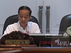 Ini Alasan Jokowi Sentil Bank BUMN Penyalur KUR
