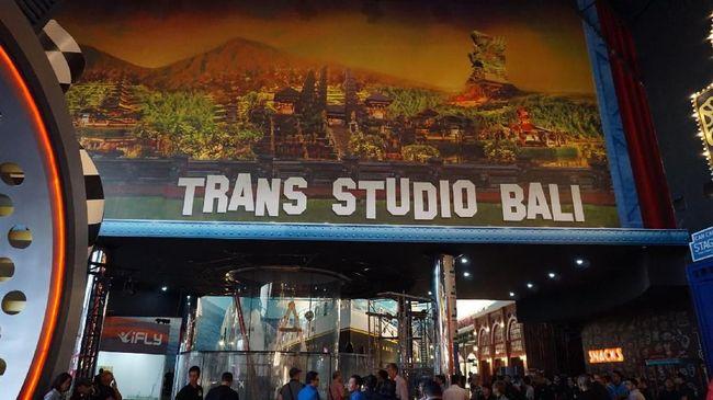 Rasakan Sensasi Kemegahan Titanic Cuma di Trans Studio Bali