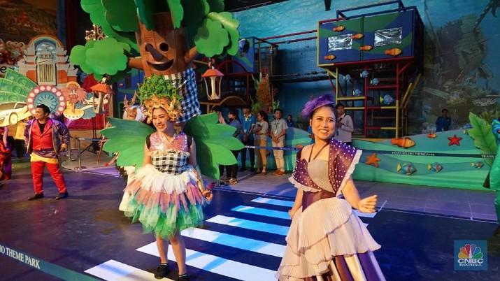 Intip Theme Park Terbaik di Asia Tenggara: Trans Studio Bali!