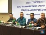 Bank Mandiri Bakal Proses 2.464 Transaksi Digital Perdetik