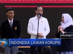 Semangat Indonesia Melawan Korupsi!