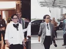 Diet 8 Bulan, Menlu Retno Makin Sehat & Modis!