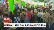 VIDEO: Festival Seni dan Budaya India