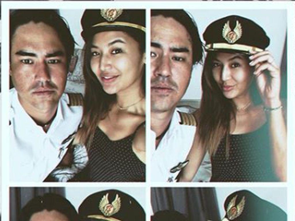 Ternyata pria itu adalah Maui, pilot asal Tahiti.Dok. Instagram/mariaselena_