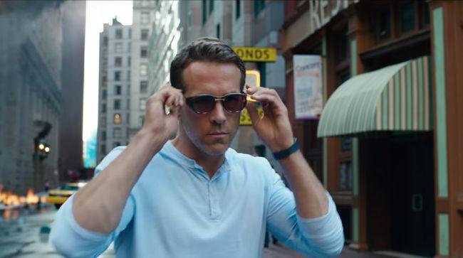 Ryan Reynolds Masuk Dunia Gim Video di Trailer Free Guy