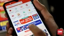 Harbolnas 12.12, Sulbar dan Banten Paling 'Ganas' Cari Promo