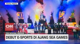 VIDEO: Debut E Sports di Ajang Sea Games 2019