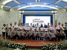 Ciptakan Pemimpin, BRI Launching BRILian Scholarship Program