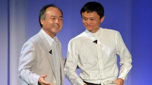 'Curhat' Bos Softbank Pakai Insting dan Nyali Suntik Alibaba