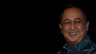 Royke Tumilaar, dari BDN ke Kursi Empuk Bos Bank Mandiri