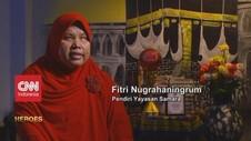 VIDEO: Perempuan Difabel Sang Lentera Pendidikan