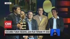 VIDEO: 'Kucumbu Tubuh Indahku' Jadi Film Terbaik FFI 2019
