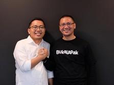 Rachmat Kaimuddin Jadi CEO Bukalapak, Gantinya di Bukopin?