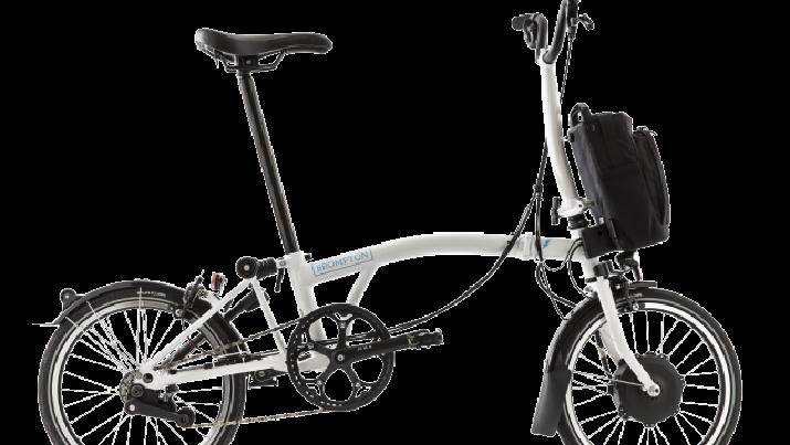 Sepeda Lipat Brompton ( brompton.com)