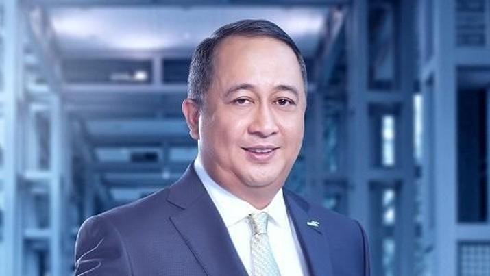 Erick Thohir menyebut Royke Tumilaar akan menjadi Direktur Utama Bank Mandiri