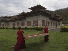 Tambah Lagi, Bhutan Negara ke-89 yang Kena Corona