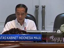 Gelar Ratas, Jokowi Sentil Masalah KUR dan UMKM