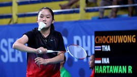 Jadwal Siaran Langsung Final Badminton SEA Games 2019