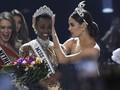 FOTO: Jalan Panjang Zozibini Tunzi Raih Mahkota Miss Universe