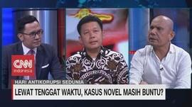 VIDEO: Kasus Novel di Hari Anti Korupsi Sedunia (3/3)
