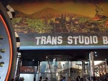 Seru, Ini 3 Wahana Bikin Wajib Coba di Trans Studio Bali!