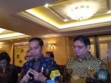 Cara Jokowi Kebut Inklusi Keuangan: Nabung & Bank Wakaf Mikro