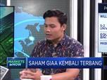Aksi Bersih-bersih Manajemen Bikin Saham Garuda Terbang