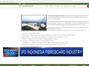 IPO Indonesia Fibreboard Industry