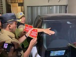 Kemplang Pajak, 1000 Kendaraan Mewah DKI Bakal Disita Anies