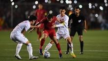 Bola Mati Vietnam Mimpi Buruk Indonesia di SEA Games