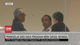 VIDEO: KPK Panggil Sejumlah Pejabat PT Garuda Indonesia