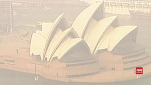 VIDEO: Dikepung Asap, Kualitas Udara Sydney Berbahaya