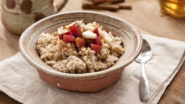 Diet Oatmeal Cara Manfaat Dan Risiko