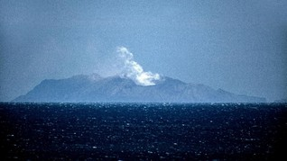 Korban Tewas Gunung Meletus di Selandia Baru Bertambah