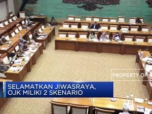 Ini Skenario OJK Selamatkan Jiwasraya