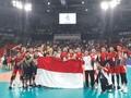 Klasemen SEA Games 2019: Indonesia Tertahan di Posisi Keempat