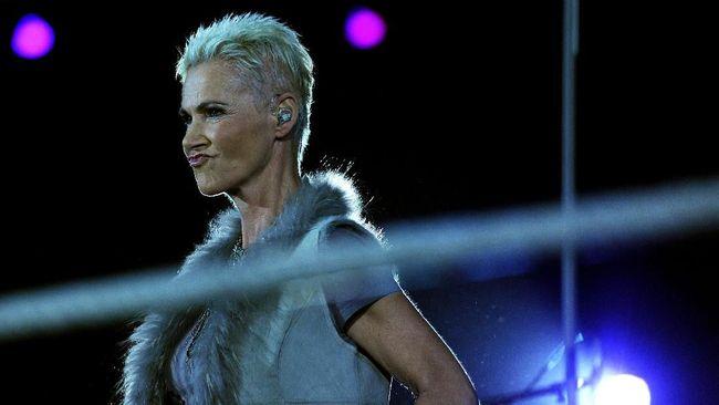 Vokalis Roxette Meninggal usai Lawan Kanker Selama 17 Tahun