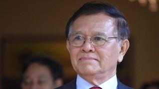 Usai Dibebaskan, Tokoh Oposisi Kamboja Disidang Tahun Depan
