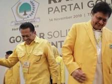 Sah! Airlangga Tunjuk Bamsoet Jadi Wakil Ketua Umum Golkar