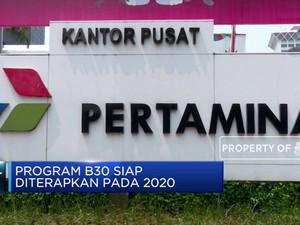 Ahok: Program B30 Siap Diterapkan pada 2020