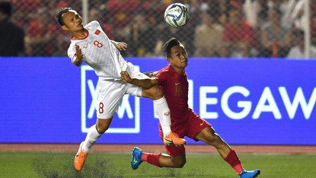 Dibantai Vietnam 0-3, Indonesia Gagal Raih Emas SEA Games