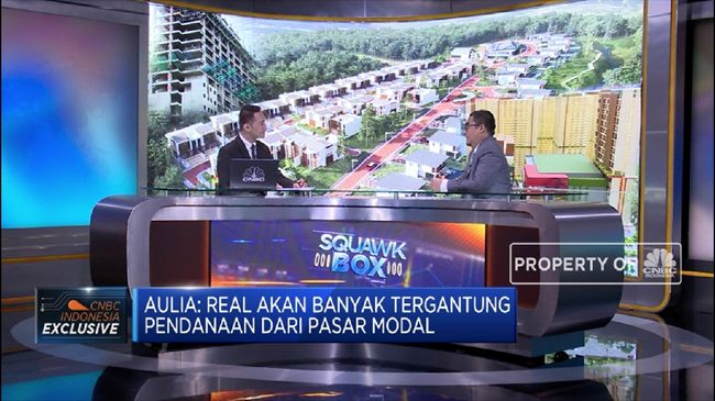 REAL Repower Asia Dorong Bisnis Landed & High-Rise Property