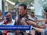 Jokowi Minta Ahok Awasi Penyimpangan Subsidi BBM